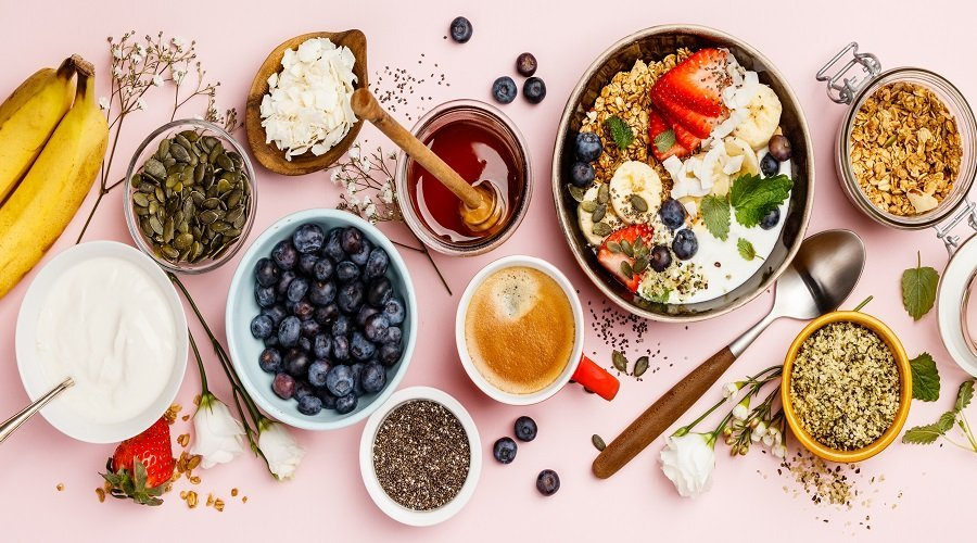 Healthy Breakfast Options - Low GI Diet - The Telegram
