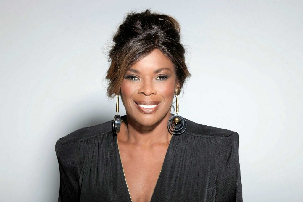 Marcia Hines Youthful beauty, ageless beauty