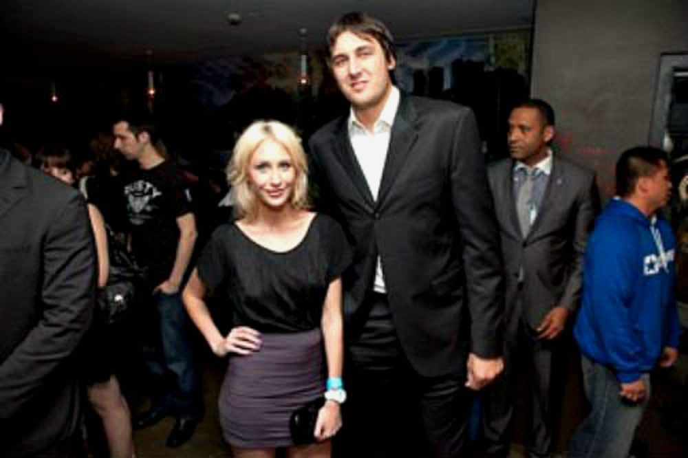Andrew Bogut Wife, Married, Jessica O' Sullivan