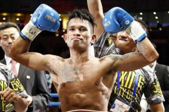 John Riel Casimero Journey From Street Fighting To Professional Fights