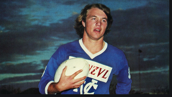 Wally Lewis Young, Family, Age